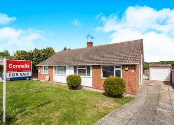 Thumbnail 2 bedroom semi-detached bungalow for sale in Willement Road, Faversham