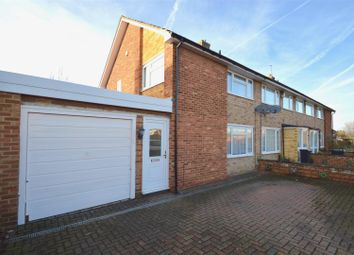 Thumbnail 3 bedroom end terrace house for sale in Frobisher Way, Gravesend