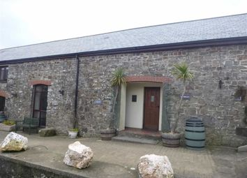 Thumbnail 3 bedroom terraced house to rent in Houndapitt Farm, Sandymouth Bay, Bude, Cornwall