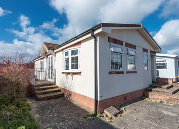 Thumbnail 2 bed mobile/park home for sale in Oaklands Park, Crossways, Dorchester