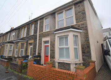 Thumbnail 2 bed end terrace house for sale in Chalks Road, Redfield, Bristol