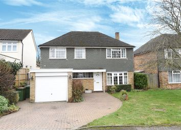 Thumbnail 5 bed detached house for sale in Cumbrae Gardens, Long Ditton, Surbiton