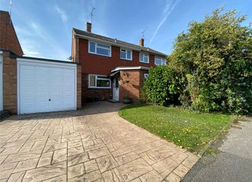 3 bed semi-detached house for sale in Valley Crescent, Wokingham, Berkshire RG41