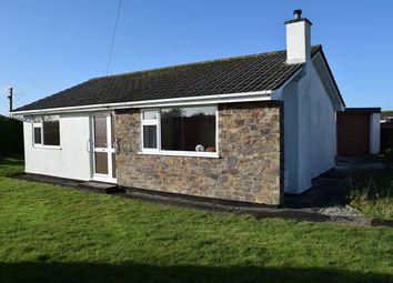 Thumbnail 2 bed detached bungalow for sale in Polgine Lane, Troon, Camborne