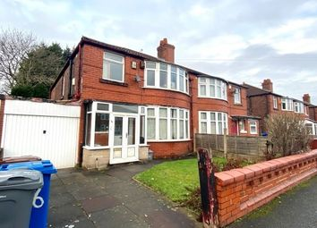 Thumbnail 4 bed property to rent in Finchley Road, Manchester
