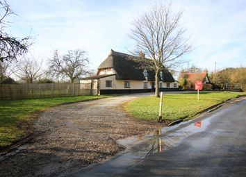 Thumbnail 3 bed detached house for sale in Browns End Road, Broxted, Dunmow
