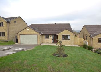 Thumbnail 3 bed detached bungalow for sale in Hutton Drive, Burnley