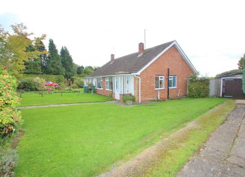 Thumbnail 2 bed bungalow for sale in Woodlands Crescent, Buckingham