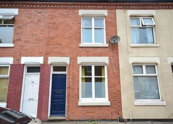 Thumbnail 2 bedroom terraced house for sale in Bolton Road, Leicester