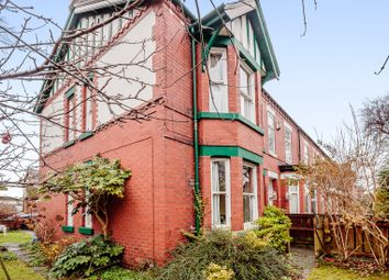 Thumbnail 3 bedroom end terrace house for sale in Grange Road, Manchester