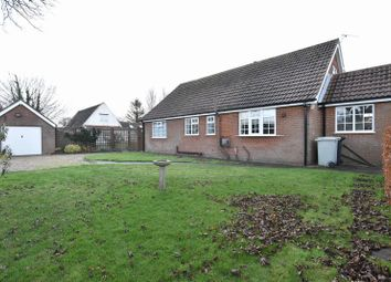 Thumbnail Detached house for sale in Lakeside Lido Caravan Camp, Warren Road, North Somercotes, Louth