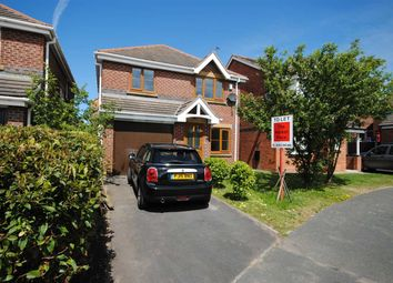 Thumbnail 4 bedroom detached house to rent in Plovers Way, Herons Reach, Blackpool