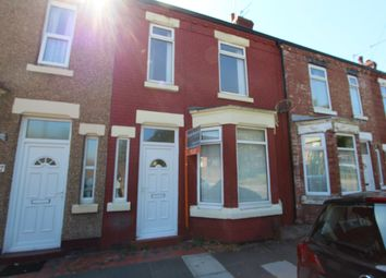 Thumbnail 2 bed terraced house for sale in Wimbledon Street, Wallasey