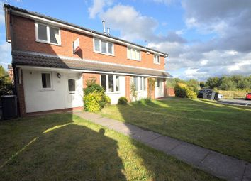 Thumbnail 2 bed terraced house to rent in Winterside Close, Newcastle-Under-Lyme