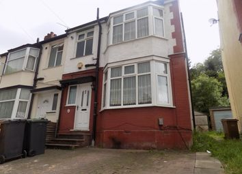Thumbnail 5 bedroom terraced house to rent in Runley Road, Luton