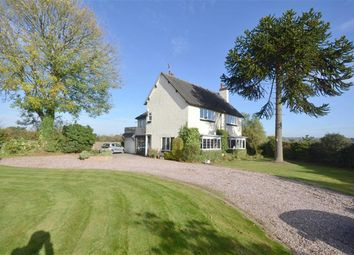 Thumbnail 5 bed detached house for sale in The Green, Barlaston, Stoke-On-Trent