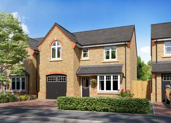 """Thumbnail 4 bedroom detached house for sale in """"Plot 76 - The Windsor"""" at Nethermoor Drive, Wickersley, Rotherham"""