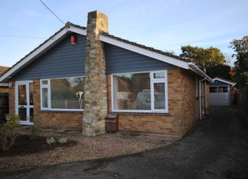 Thumbnail 3 bed bungalow to rent in Cranford Avenue, Church Crookham, Fleet