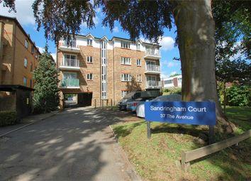 Thumbnail 1 bed flat for sale in Sandringham Court, 37 The Avenue, Beckenham, Kent