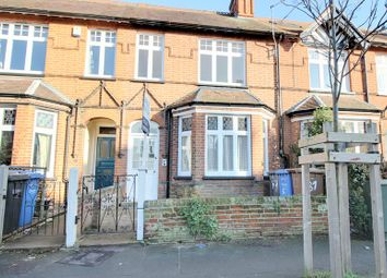Thumbnail 3 bedroom terraced house to rent in College Road, Norwich