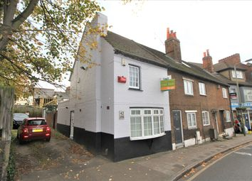 Thumbnail 2 bed end terrace house to rent in Sundridge Parade, Plaistow Lane, Bromley