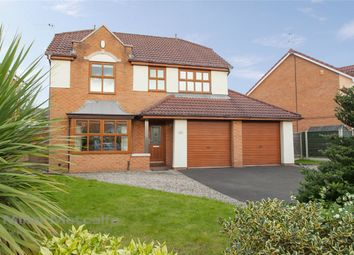 Thumbnail 4 bed detached house for sale in Greylag Crescent, Ellenbrook, Worsley, Manchester