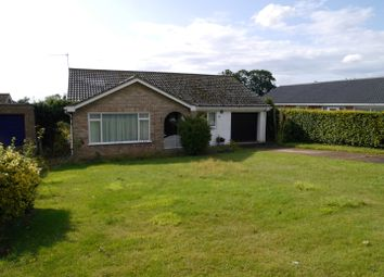 Thumbnail 4 bed detached bungalow for sale in Beech Road, Downham Market