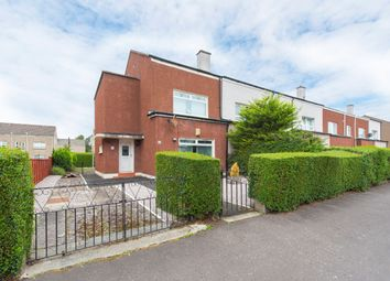 Thumbnail 2 bed end terrace house for sale in 78 Honeybog Road, Glasgow