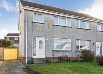 Thumbnail 3 bed semi-detached house for sale in Glen Doll Road, Neilston, Glasgow, East Renfrewshire
