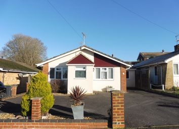 Thumbnail 4 bed detached bungalow for sale in Birch Close, Cowplain, Waterlooville