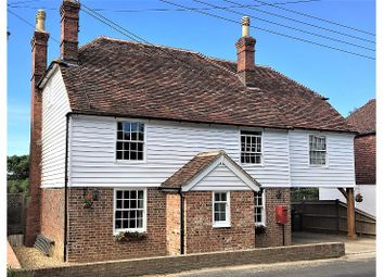 Thumbnail 5 bed detached house for sale in Lenham Road, Maidstone
