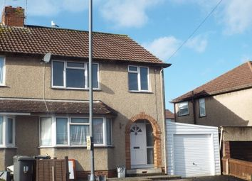 Thumbnail 3 bedroom property to rent in Gages Road, Kingswood, Bristol