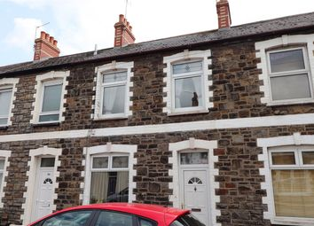 3 bed terraced house for sale in Topaz Street, Roath, Cardiff CF24