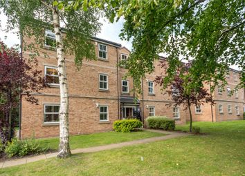 Thumbnail 2 bed flat for sale in Caraway Drive, Meanwood, Leeds, West Yorkshire