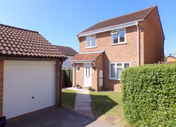 Thumbnail 3 bed detached house for sale in Durham Close, Exmouth