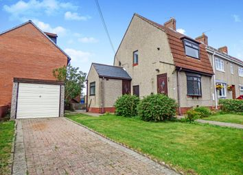 Thumbnail 2 bedroom semi-detached house for sale in Wheatley Terrace, Wheatley Hill, Durham