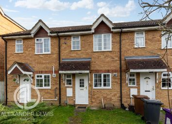 Thumbnail 2 bed terraced house for sale in Chagny Close, Letchworth Garden City