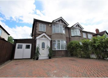 Thumbnail 3 bed semi-detached house for sale in Sidcup Road, Eltham