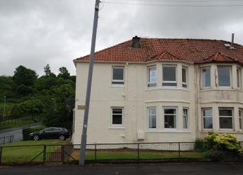 Thumbnail 2 bed flat to rent in Dunlop Street, Greenock