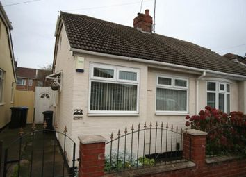 Thumbnail 2 bedroom bungalow to rent in Leamington Grove, Middlesbrough
