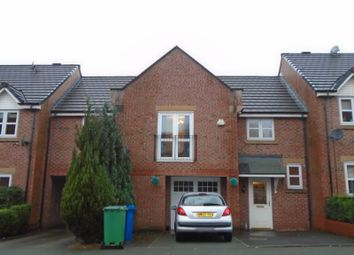 Thumbnail 4 bed town house to rent in Kingsbury Close, Bury