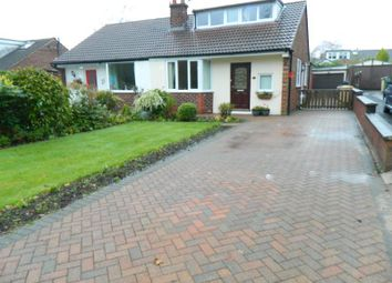 Thumbnail 3 bed bungalow to rent in Chapeltown Road, Bromley Cross, Bolton