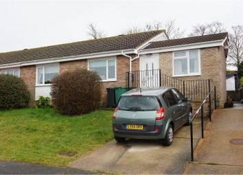 Thumbnail 3 bed detached bungalow for sale in Hendy Road, East Cowes