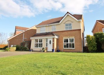 Thumbnail 4 bedroom detached house for sale in Antonine Way, Houghton, Carlisle