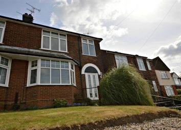 Thumbnail 3 bed semi-detached house to rent in Mile End Road, Colchester