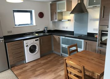 Thumbnail 1 bedroom flat to rent in St. Christophers Court, Maritime Quarter, Swansea