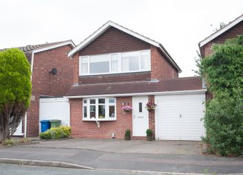 Thumbnail 3 bed link-detached house for sale in Iris Close, Tamworth