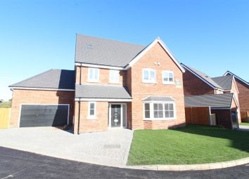 Thumbnail 5 bed detached house for sale in 7 Winney Hill View, Ellesmere Road, Shrewsbury