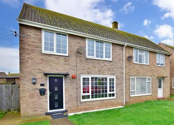 Thumbnail 3 bed semi-detached house for sale in St. Martins Road, New Romney, Kent