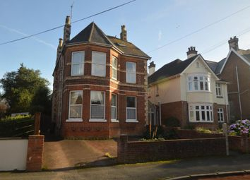Thumbnail 5 bed detached house for sale in Hartley Road, Exmouth, Devon
